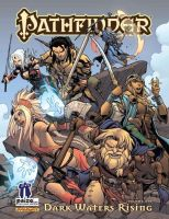 Pathfinder Dark Waters Rising - PAIZO EXCLUSIVE by Ross-A-Campbell