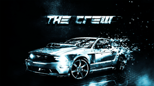 THE CREW WALLPAPER HD 1280p - BY RIQZ by ByRiqz