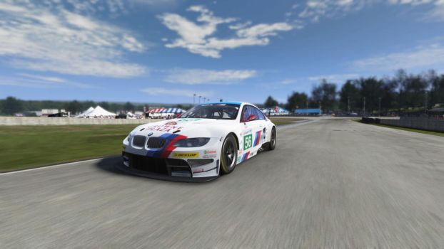 BMW M3 Racing by SonicAndTailsfan64