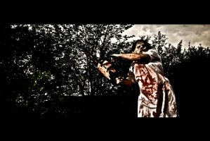 The Texas Chainsaw Massacre by magaz