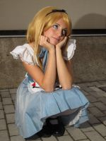Alice is dreaming by AliceCosplay