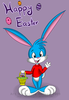 Easter Buster by MeckelFoxStudio