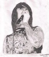 Ronnie Radke by WindchillFactor