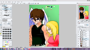 Incomplete WIP by TheSilentChloey