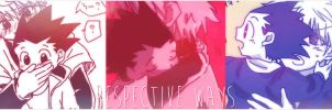 Killua x Gon - Respective ways by YorusoraYukihime