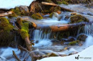 The Slow Melt by mjohanson