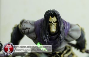 SOTA THQ Darksiders 2 Death Statue Coming Soon! by StateOfTheArt-toys