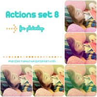 Actions set 8 by stardixa-resources