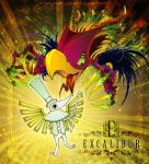 CON : ExcalibuR by blackgothique