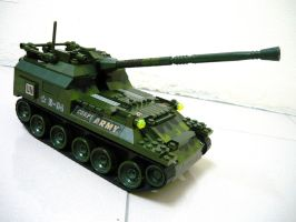 Russian wwii spg tank 2 by sos101
