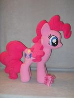 Pinkie Pie plush pony by MLPT-fan