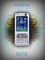 Nokia N73 Design by gameguardman1a