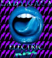 Electric Kiss Cover 5 by caorr
