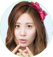 SEOHYUN SNSD [CIRCLE PNG] by PowerBerry10