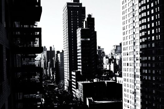 new york city by astecgold