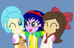 Anne With Her Fellow Techies by T-mack56