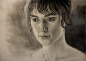 Elizabeth aka Keira Knightley by noworries1980