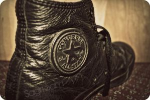 Converse All Star II by sagrteam