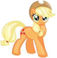 PFD13 Applejack by Rayodragon