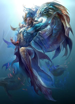 Prince of sea by derrickSong