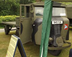 Scammell Mechanical Horse 1 by Dan-S-T