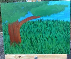 More Grass by HarmonyM