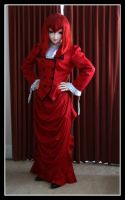 Madam Red, Black Butler by alistairk