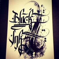 BlackInk by desan21