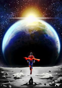 Superman 75th SDCC 2013 by NOENDER