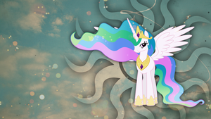 Wallpaper: Celestia by MadBlackie