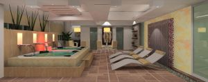 jacuzzi and spa by Designed-by-G
