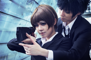 Abnormalize [Psycho-Pass] by AN0RIEL