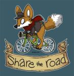 Share the Road by Kiriska