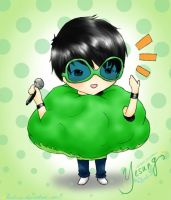 Broccoli Yesung :3 by Lanaleiss