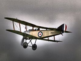 Sopwith Pup Old Warden 2013 by davepphotographer