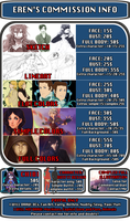 Eren's Commission Info - 2015 by Eeren