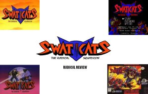 Swat Kats (SHOW AND GAME) by nealdeal14