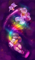 Bee and Puppycat by NightHead