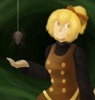 does whatever a spidergirl does by Rinoke