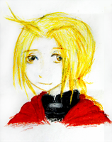 Edward Elric- Pastels by Lowland-Swagger