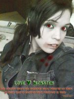love monster by UltharCosplay