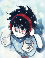 Snow by Karkat-Vantas