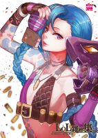 jinx cover by CanKing