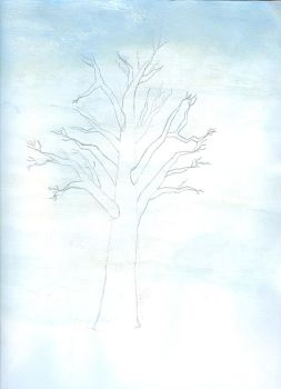 Not finished: Tree by sylvari
