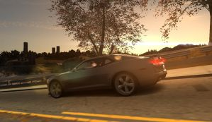 NFS World - Sunset Rider by AJ-Lethal
