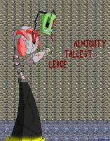 Color: Almighty Tallest Lerge by Alucard-Solvdow