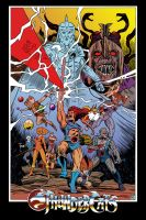 Thundercats by NickJustus