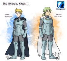 Nuzlocke White: The Unlucky Kings by ky-nim