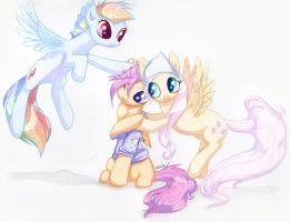 Scoot's Moms by MommaShy