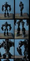 bionicle: thorwk reborn by CASETHEFACE